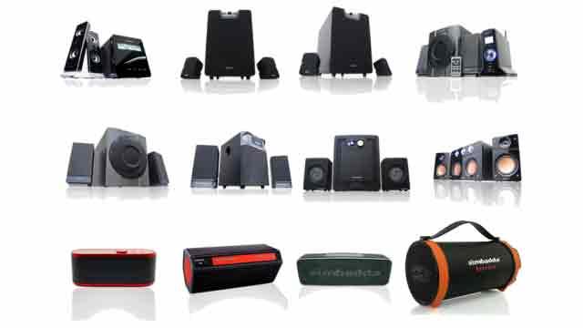 Harga Speaker Aktif Simbadda Bluetooth