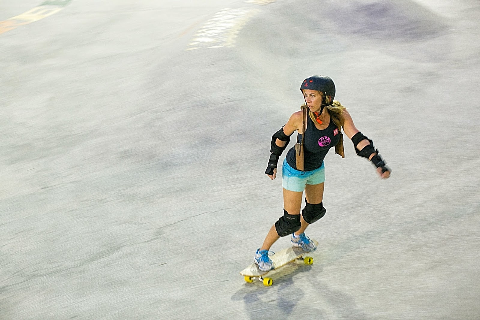 Zumiez roller skates - Our Own Little Shredder Team Rider Zoe Benedetto On A Beautiful Mural
