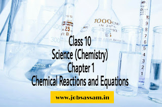 HSLC SEBA Class 10 Science Solutions Chapter 1  (Assamese Medium)
