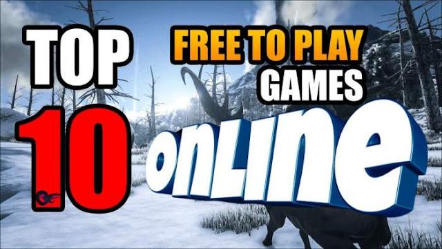 best free online games top 10