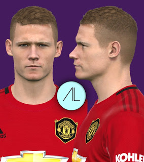 PES 2017 Faces Scott McTominay by Alief