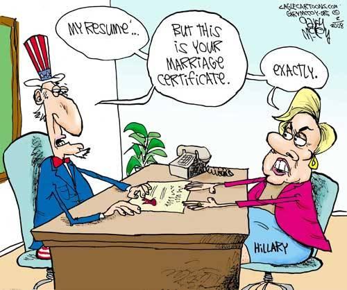 "Origin: ""Hillary Clinton Cartoons."" About.com Political Humor . Web ..."