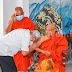 இன்று மத வழிபாட்டில் ஈடுபட்ட ஜனாதிபதி