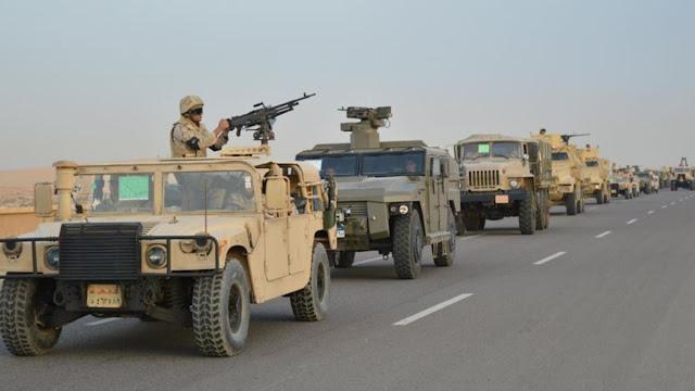 Pengerahan militer Mesir dibatasi parlemen