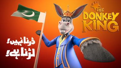 "Mangu from 'The Donkey King' rallies for the fight against coronavirus with the anthem ""Darna Nahi Larna Hai"""