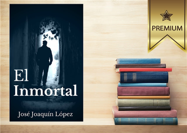 Libro El inmortal Epub y PDF Español alta calidad Descarga Premium Gratis.