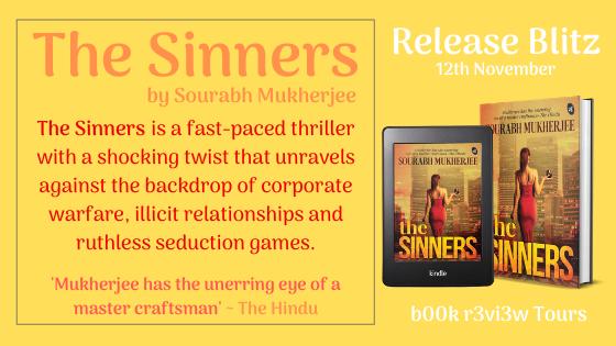 The Sinners by Sourabh Mukherjee