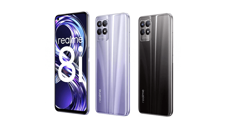 realme 8i with 120Hz FHD+ screen, Helio G96, and 50MP main camera now official in India