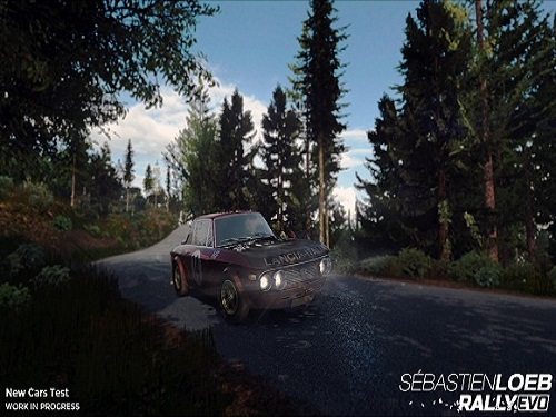 Sebastien Loeb Rally EVO Game Free Download