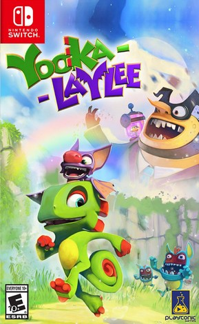Yooka Laylee Switch NSP - Download last GAMES FOR PC ISO, XBOX 360