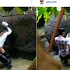 Ada-ada Saja Kelakuannya, Sepasang Siswa SMA Tak Pakai Celana Ditangkap di Tempat Wisata..