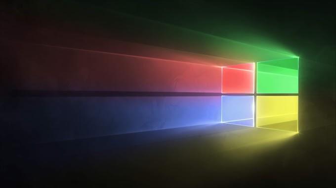 Windows 10 Abstrato