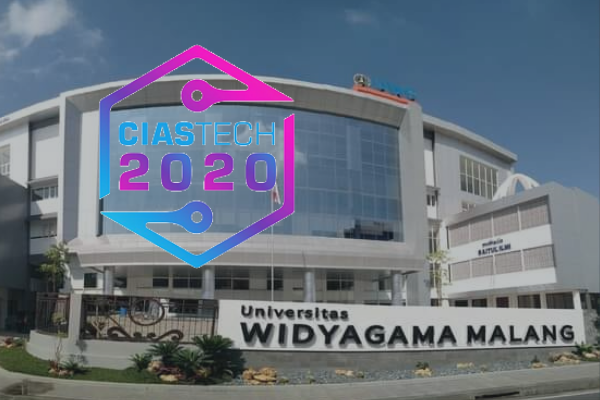 CIASTECH 2020 Universitas Widyagama Malang