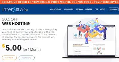 Free Trial Web Hosting for 30 Days