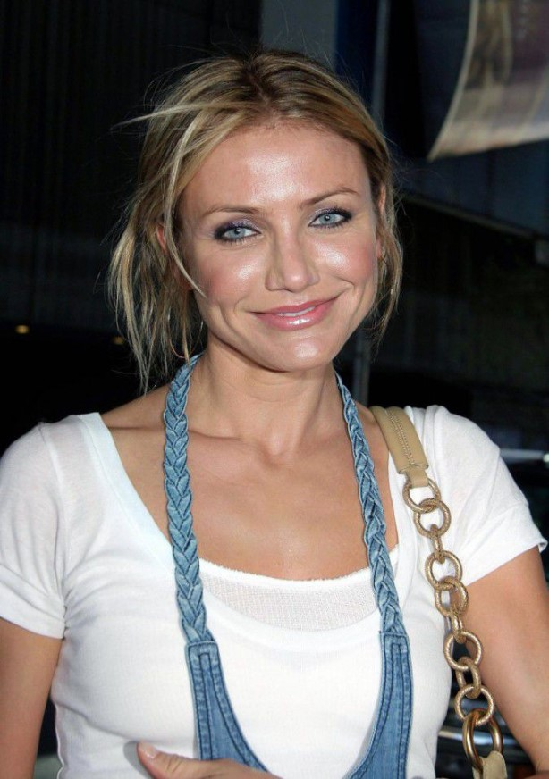 Cameron Diaz: 43 years now... the actress radiates still far!