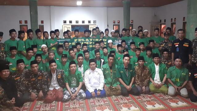 PKD GP Ansor Kecamatan Gunung Halu