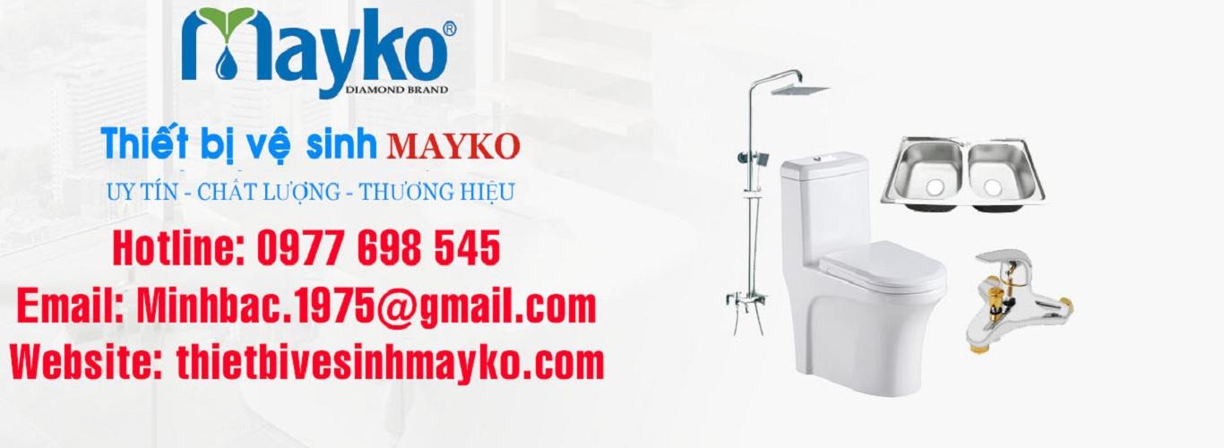 Thiết bị vệ sinh cao cấp Mayko
