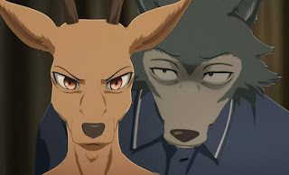 Beastars Episodio 08