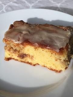 good cake recipe, Honey bun cake, honey bun cake recipe
