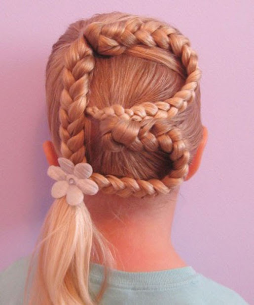 hairstyles and women attire letter