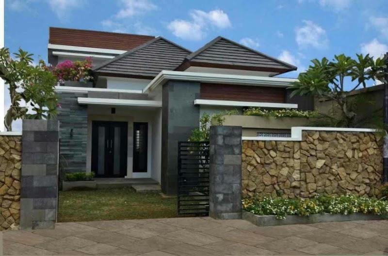 Impian memiliki sebuah rumah banglo berkonsep Bali