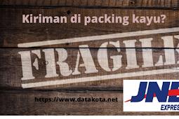 Apakah JNE Bisa Packing Barang Pakai Kayu dan Berapa Biayanya?
