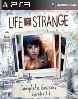 Life Is Strange Completo PS3 Torrent