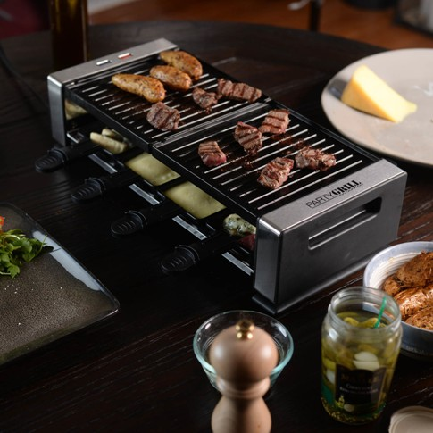 PartyGrill // Grill, Melt, Eat, Repeat® - Reduced price :$75.99