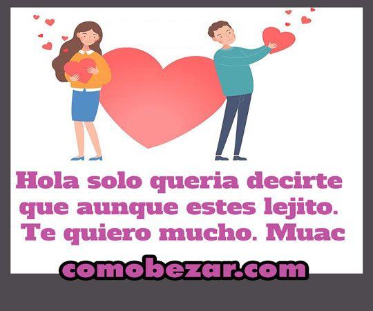 Te Quiero Mucho Mi Amor Frases Y Mensajesrealmente