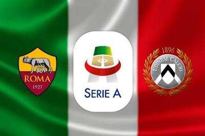 بث مباشر مباراة روما واودينيزي