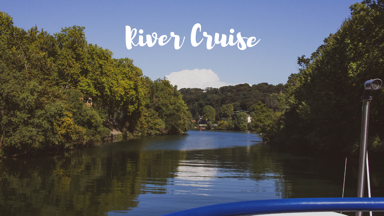 Get Your Guide Sightseeing River Cruise Lyon France.