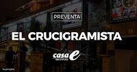 EL CRUCIGRAMISTA | Teatro Casa E 1