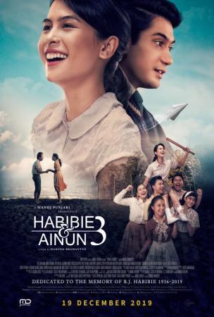 Habibie & Ainun 3: CGI nya masih kurang greget!