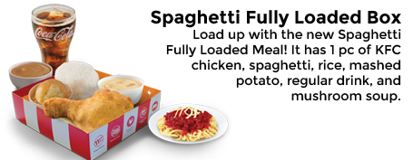 KFC Kiddie Party Food Package 2
