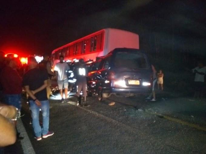 TRAGÉDIA | Mortes na estrada de Belo Campo acendem alerta sobre transporte clandestino