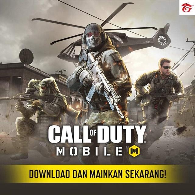 Call of Duty Mobile - IGgarenacodmid