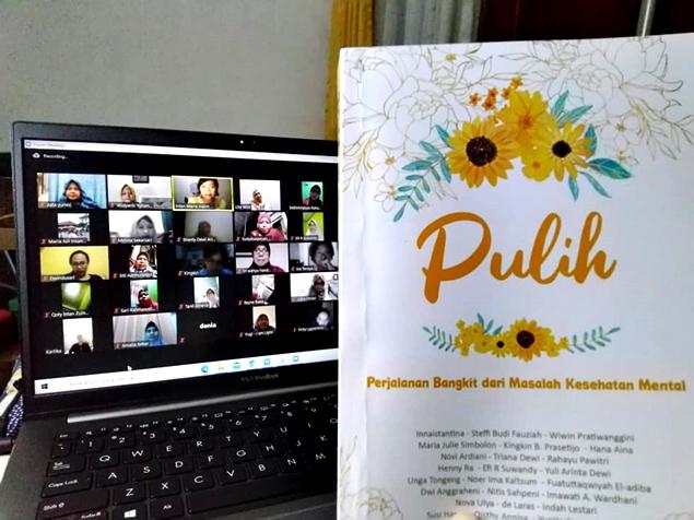 Tentang Buku Antologi PULIH