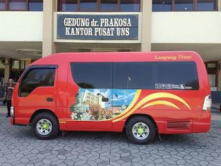 Travel Batuceper Tangerang Ke Bandar  Lampung