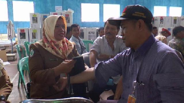 Ketua PPK Tangerang Tumbang, Pemkab Siapkan Tim Medis