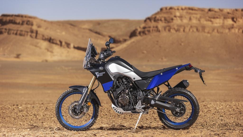 Yamaha Tenere 700 2020 bán ra tại Thái Lan, giá hơn 13.500 USD