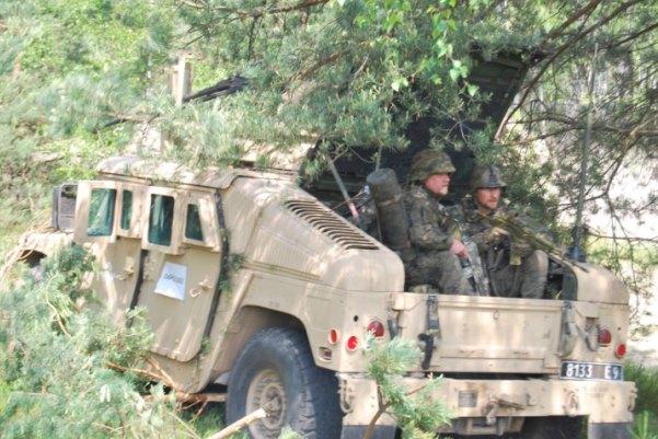 HMMWV M1114 8133 E9