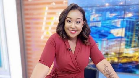 Betty Kyalo exits K24 TV turning her two storey building into a beauty spa.