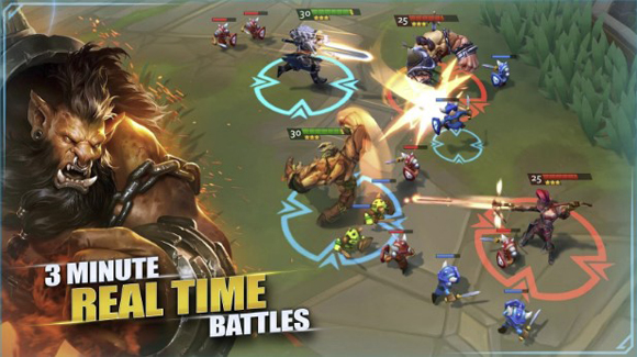 Champions Destiny Mod Apk for Android