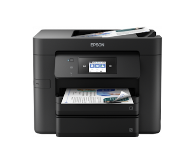 Epson WorkForce Pro WF-4730DTWF Driver Download