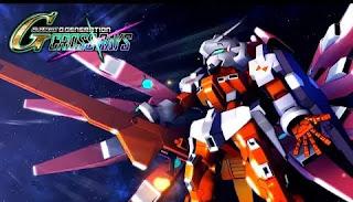 SD Gundam G Generation Cross Rays - DLC 2 disponível - PC