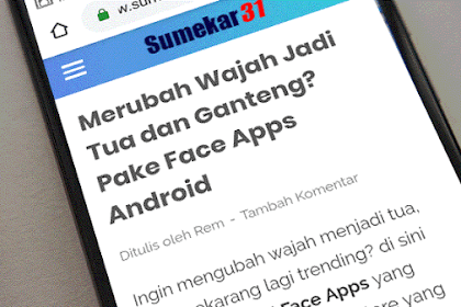 Cara Perbesar Ukuran Teks (Tulisan) di Chrome Android
