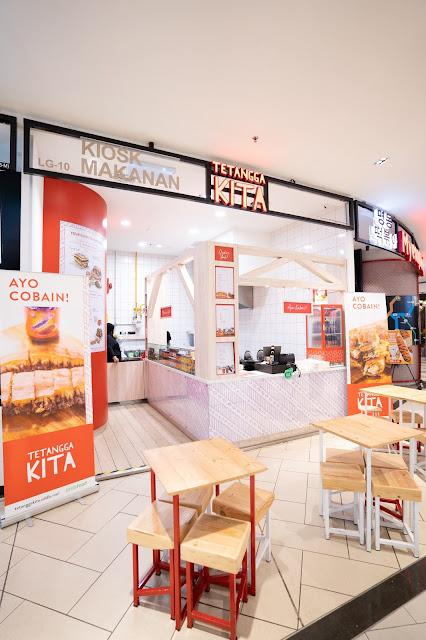 Tetangga Kita Paradigm Mall, Petaling Jaya