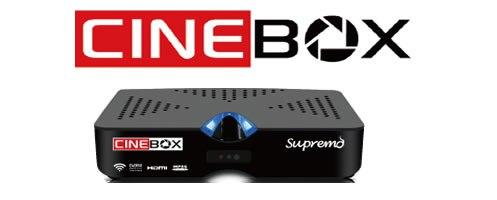 Atualização CineBox Supremo Duo