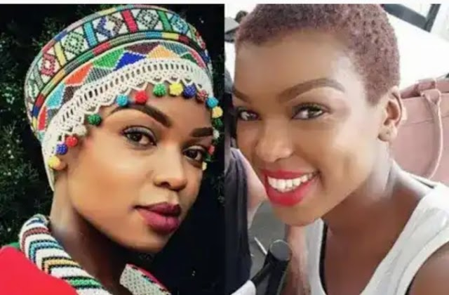 South African Actress Thandeka Mdeliswa found dead in her home from gunshot