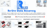 LOST DATA RECOVERY